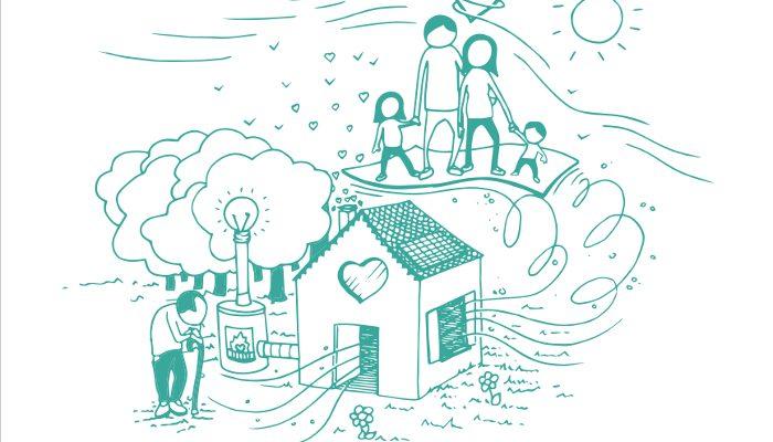 Santé, l'énergie et la gestion des déchets dans les pays en développement