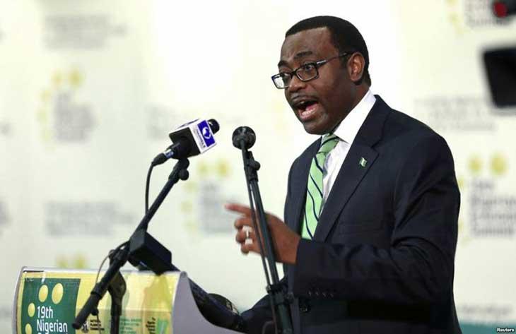 Dr Akinwumi A. Adesina Bad.