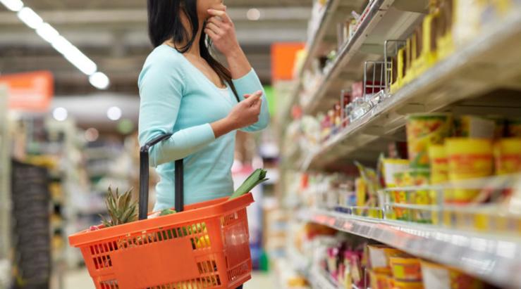 Les tests à domicile à l'aide d'un smartphone pourraient aider à identifier les articles de magasinage contaminés - mais est-ce nécessaire?