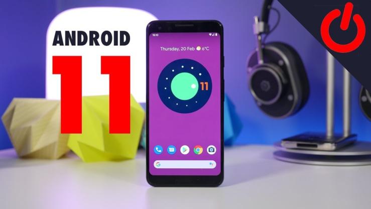Programme de prévisualisation pour développeurs Android 11