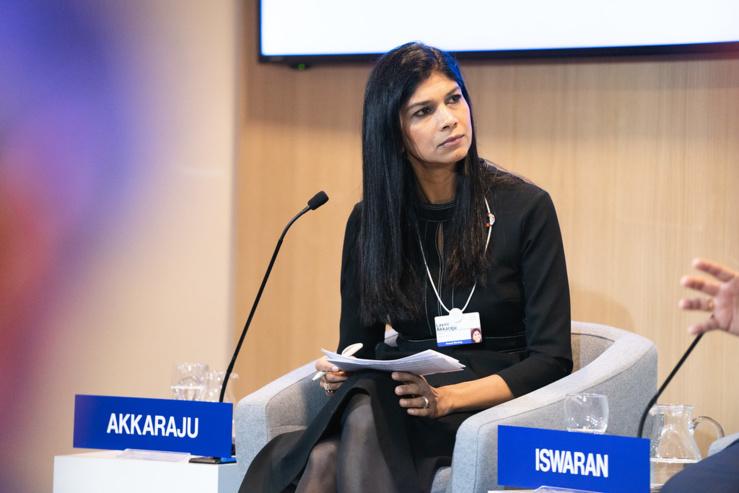 Laxmi Akkaraju, directrice stratégique de la GSMA