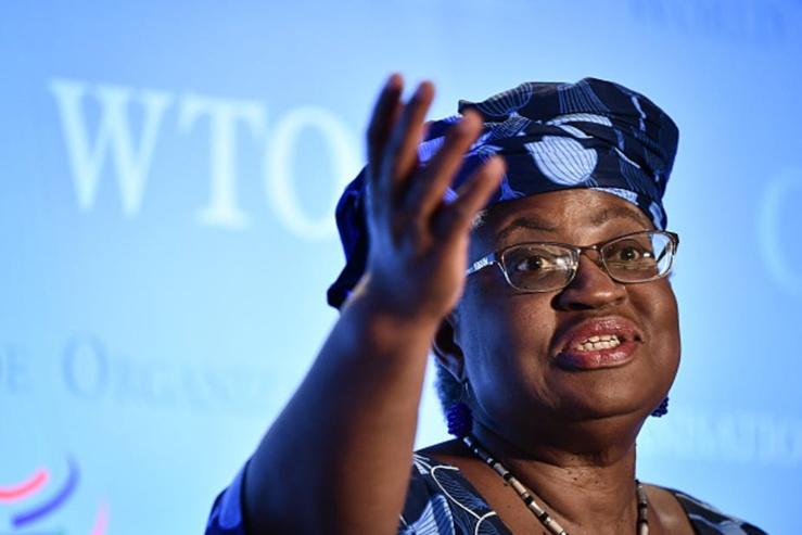 L'expertise financière mondiale de Ngozi Okonjo-Iweala serait bien utile à l'OMC étant donné le lien entre le commerce et la finance.