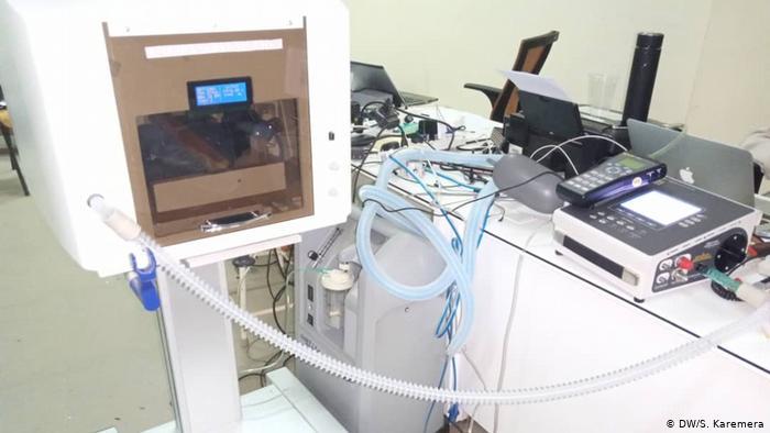 Le Rwanda a déployé des mesures innovantes pour tenter de contenir le virus.