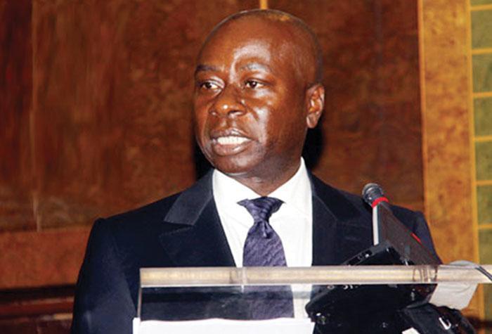 Baidy Agne, président du conseil national du patronat (Cnp) du Sénégal.