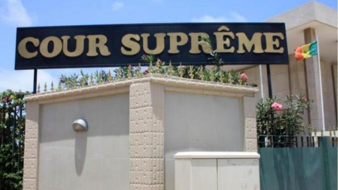 communiqué de presse de la cour suprême