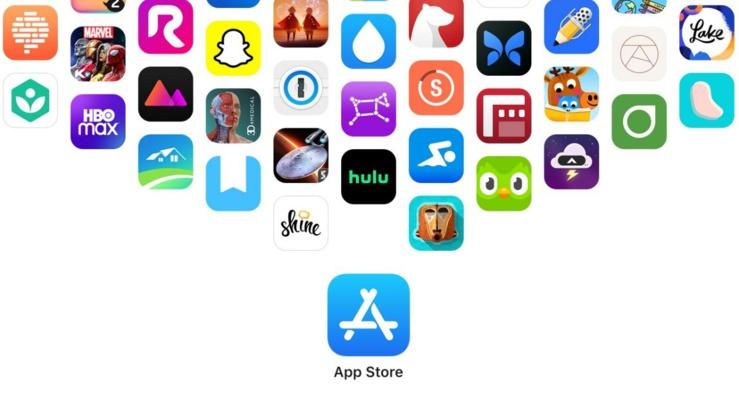 Dépenses sur les applications : google play dépassé de loin par  l'app store d'apple
