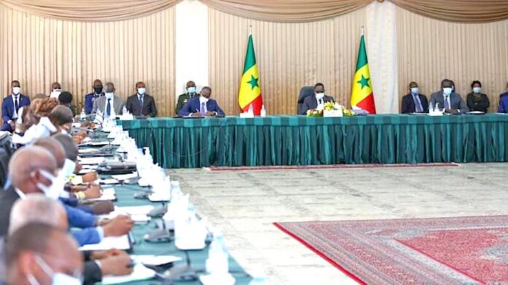 Communiqué du conseil des ministres du Sénégal du mercredi 04 octobre 2020