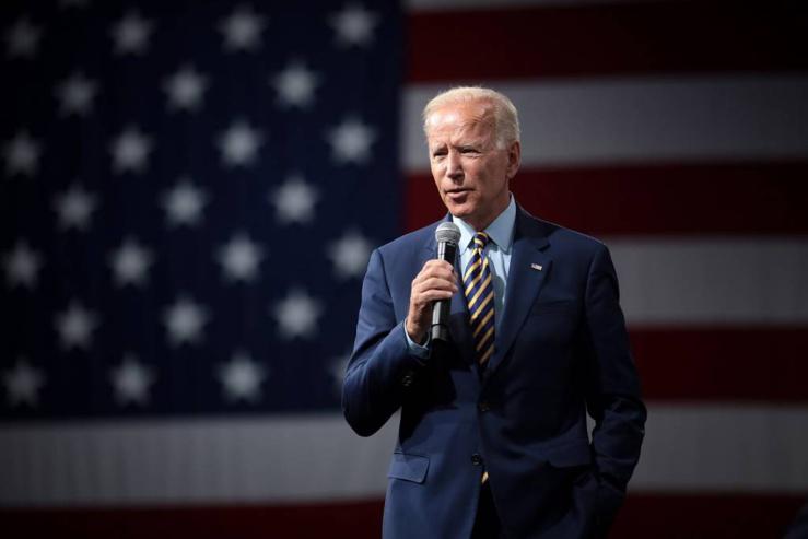 Joe Biden, le nouveeau président élu des Etats unis face à la crise climatique.