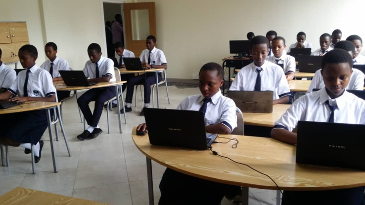 Rwanda : l'académie de codage  décroche 150 000 dollars de Rockefeller trust fund