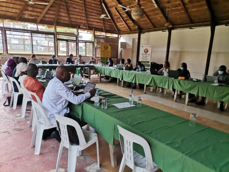 8ième session du comité de pilotage du Programme ''développer l'emploi au Sénégal–Tekki fii''