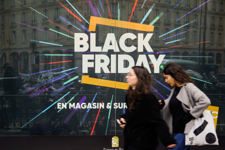 Commerce : le black Friday booste les offres vpn