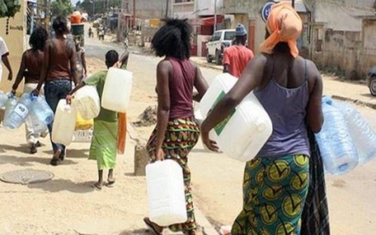 Secteur agricole: s'attaquer d'urgence aux pénuries d'eau