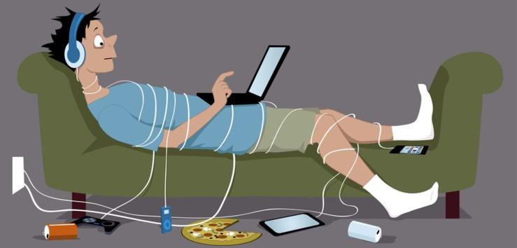 L'Internet majoritairement utilisé par les jeunes