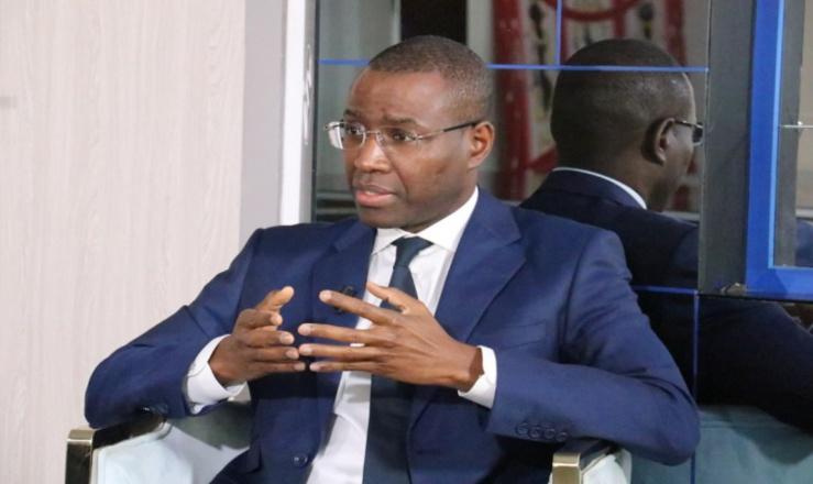 Amadou Hoot, ministre sénégalais en charge de l'Economie.