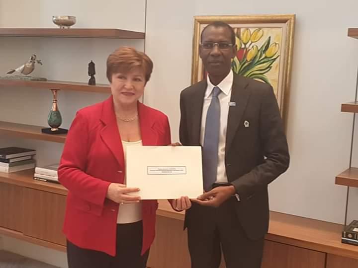 Le FMI a décaissé 442 millions de dollars EU (100% de la quote-part) au titre du RCF / RFI en avril pour soutenir la riposte à la pandémie.