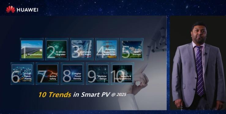 Les 10 tendances pour les solutions Smart PV à l'horizon 2025