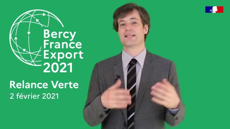 L'édition 2021 de Bercy France Export se fera en ligne le 02 février