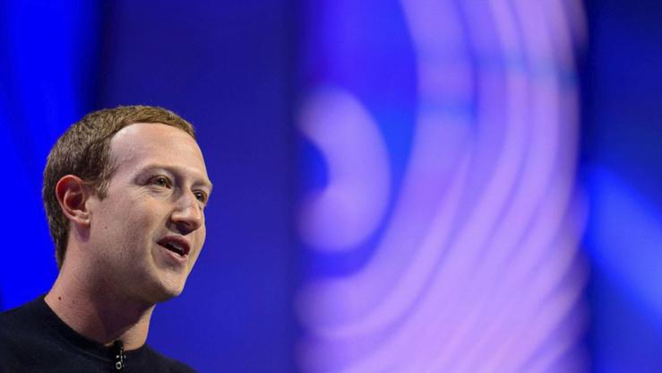 Hausse du nombre d'utilisateurs mensuel de facebook.