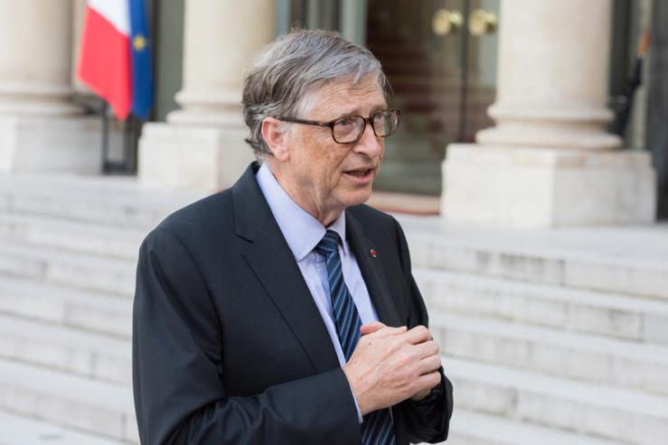 Bill Gates : «les villes doivent être préparées à l'impact du changement climatique»