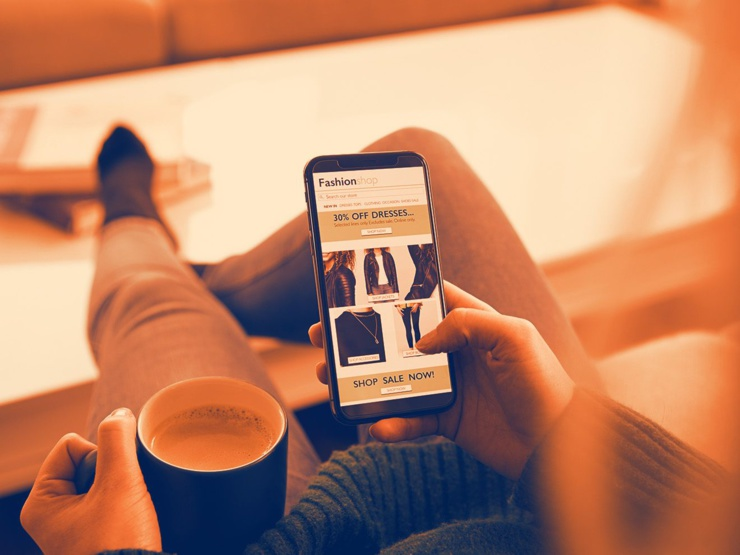 Commerce électronique: les applications shopping classées au deuxième rang en termes de popularité après les applications musicales