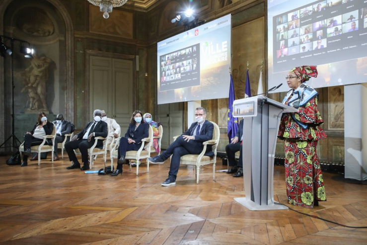 Colloque international et 93ème réunion du Bureau de l'AIMF