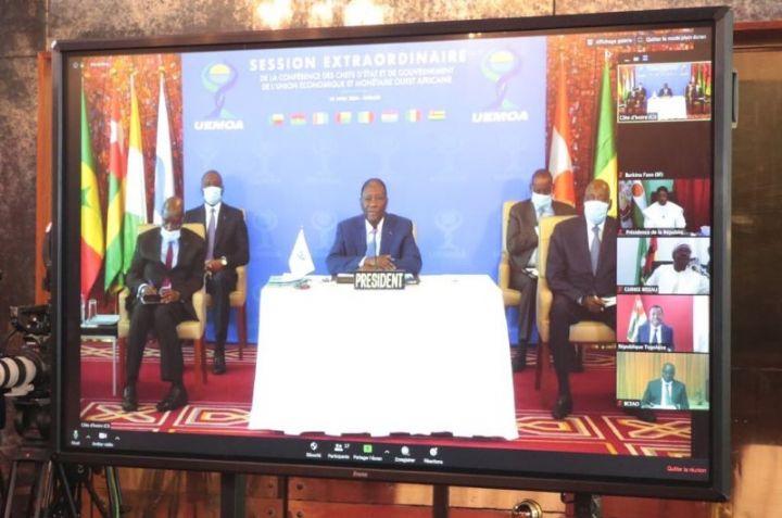 22ième session ordinaire de la conférence des chefs d'Etat et de gouvernement de l'Uemoa
