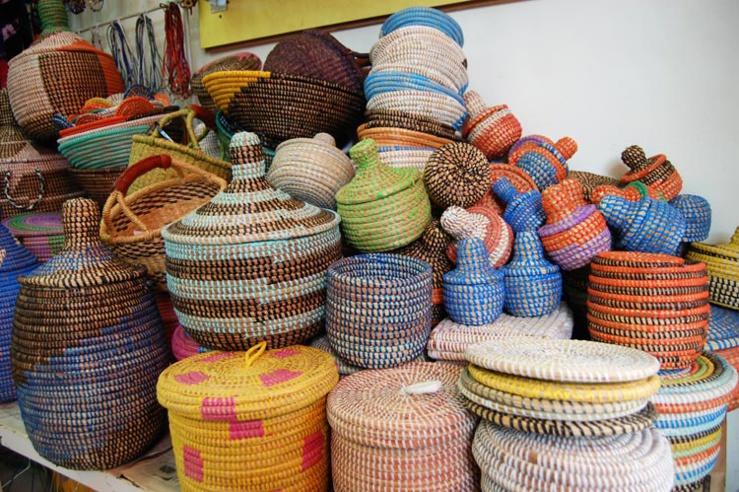 Artisanat Sénégalais