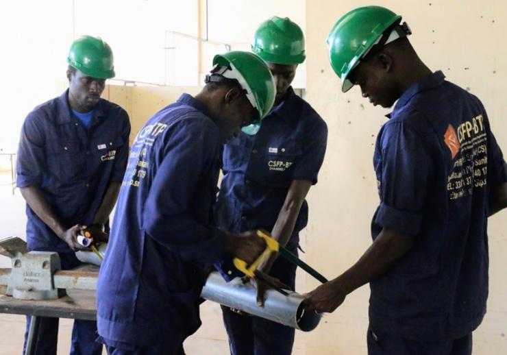 Formation professionnel au Sénégal