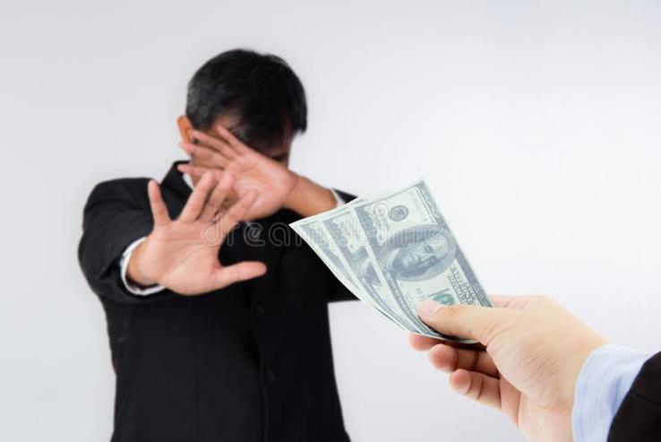 Lutte contre la corruption en Afrique.