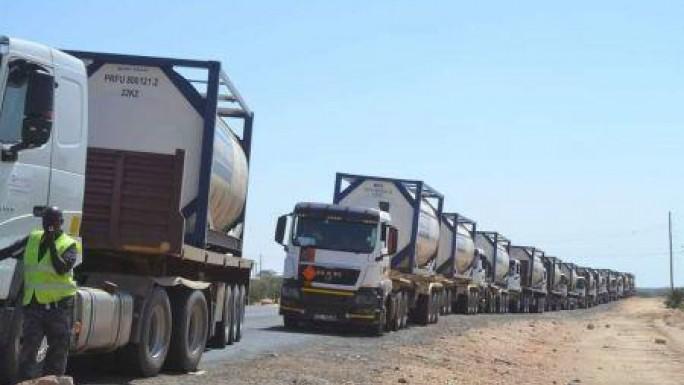 Grève des chauffeurs d'hydrocarbures-Sénégal