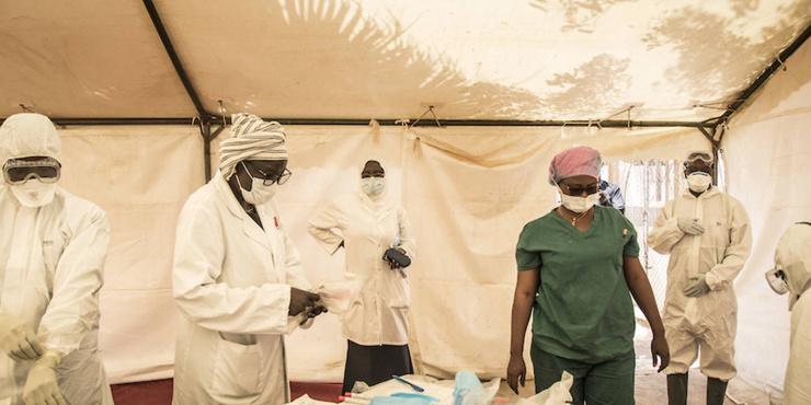 La réponse du Sénégal au covid-19 mise en évidence dans un rapport publié par Resolve to Save Lives