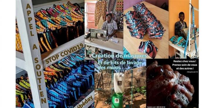 Afrique : nouveau rapport sur la riposte face à la pandémie de covid19