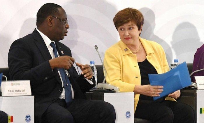 Sénégal : le fmi approuve un accord de confirmation de 350 milliards fcfa