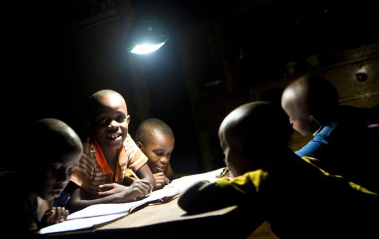 Electrification rurale en Afrique de l'ouest.t