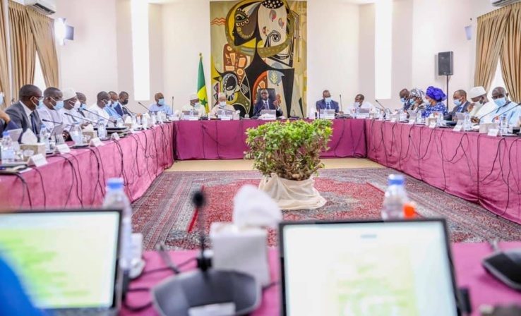 Conseil des ministres territorialisés à Matam.