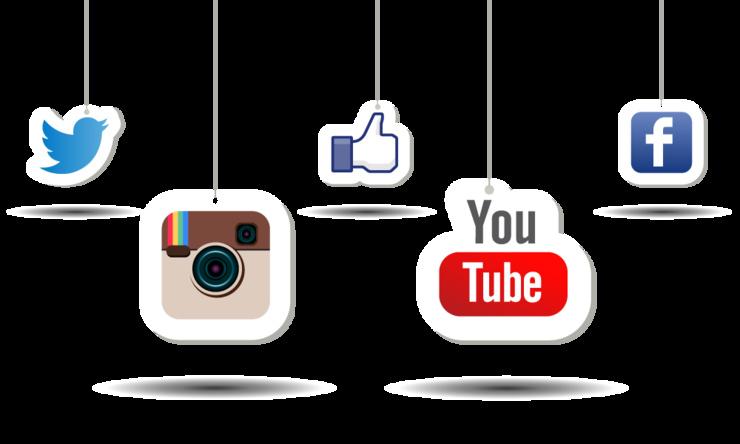 facebook, youtube et nstagram devraient atteindre 6,5 milliards d'utilisateurs d'ici 2023, soit une augmentation de 800 millions en deux ans