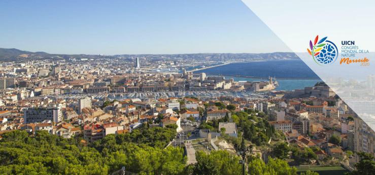 Congrès mondial de la nature Marseille 2021.