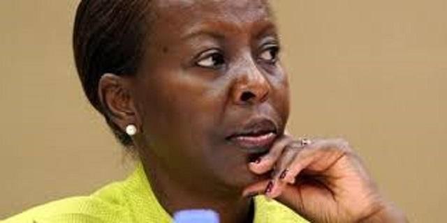 Louise Mushikiwabo condamne le coup d'Etat militaire en Guinée