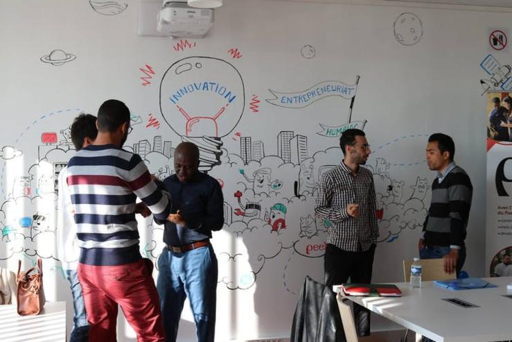Expert de l'accompagnement en entrepreneuriat en Afrique.