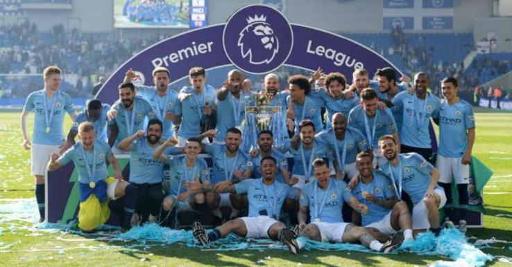 Première league anglaise.