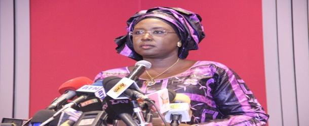 Maïmouna Ndoye Seck, ministre sénégalais en charge des Transports aériens
