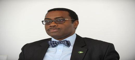 Akinwumi A. Adésina s'engage pour la transformation de l'agriculture aricaine.