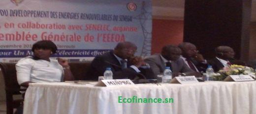 Les sociétés d'électricité d'Afrique de l'Ouest veulent l'effectivité du marché électrique en 1019.