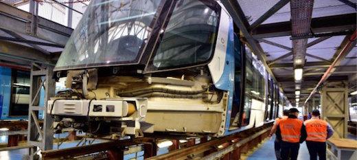 Les maîtres d'œuvre du train express de Dakar dévoilés