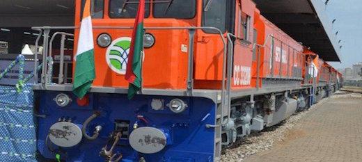 Voie ferrée Abidjan-Ouaga : le Burkina, la Côte d'Ivoire et Bolloré annoncent une nouvelle concession
