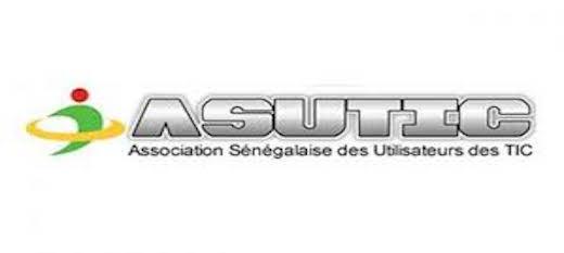Le logo de l'Association sénégalaise des utilisateurs des technologies de l'information et de la communication (Tic)