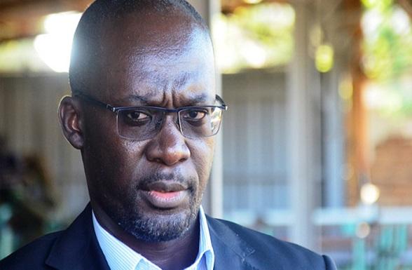 Cheikh Diop, directeur national du Pudc, fait le point sur l'état d'avancement du programme à Saint-Louis.