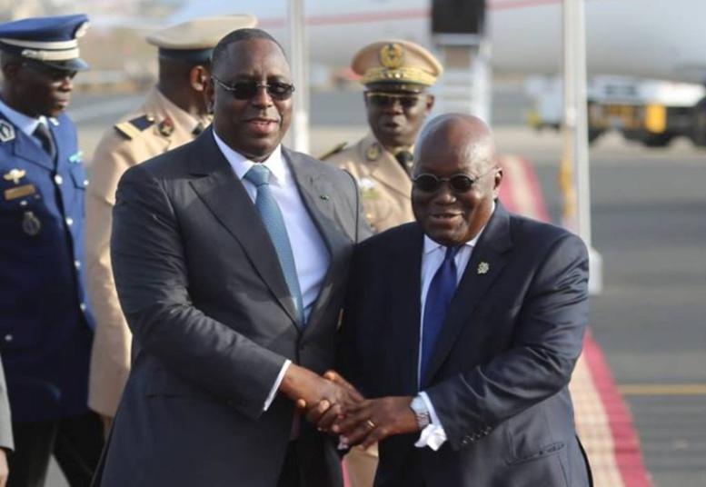 Découverte de pétrole au Sénégal : le Président du Ghana ouvre ses portes à Macky Sall