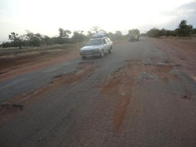 22,5 milliards pour la réhabilitation de la route Goudiry-Kidira
