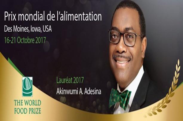 Akinwumi Adesina, Président de la Bad : «L'Afrique détient la clé pour nourrir neuf milliards de personnes d'ici à 2050»